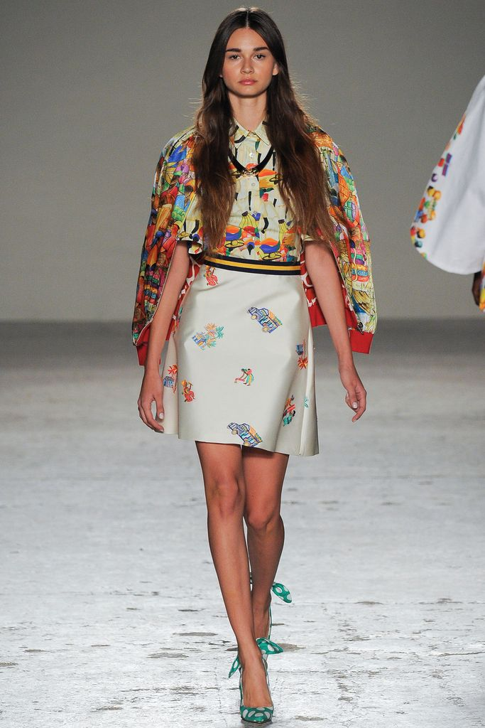 Stella Jean Spring 2015 Ready-to-Wear - Collection - Gallery - Style.com