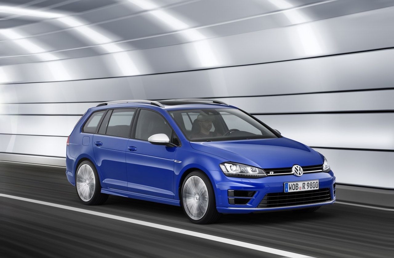 Budget RS4 Avant: Volkswagen Golf R Variant als ICE