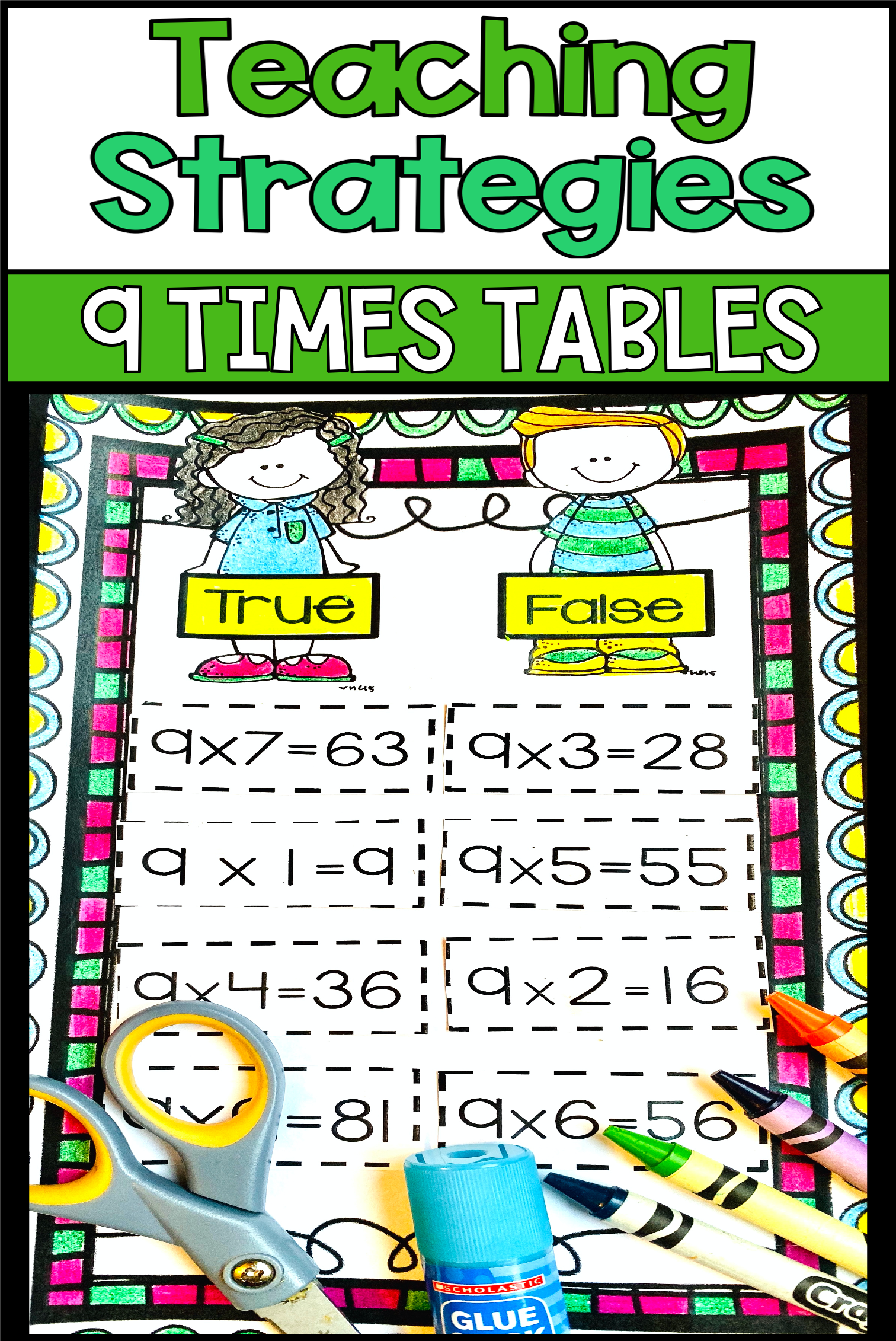 3 Cool Simple Tricks To Multiply By 9 That Your Students