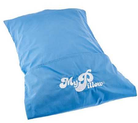 MyPillow 12x18 Travel Pillow with