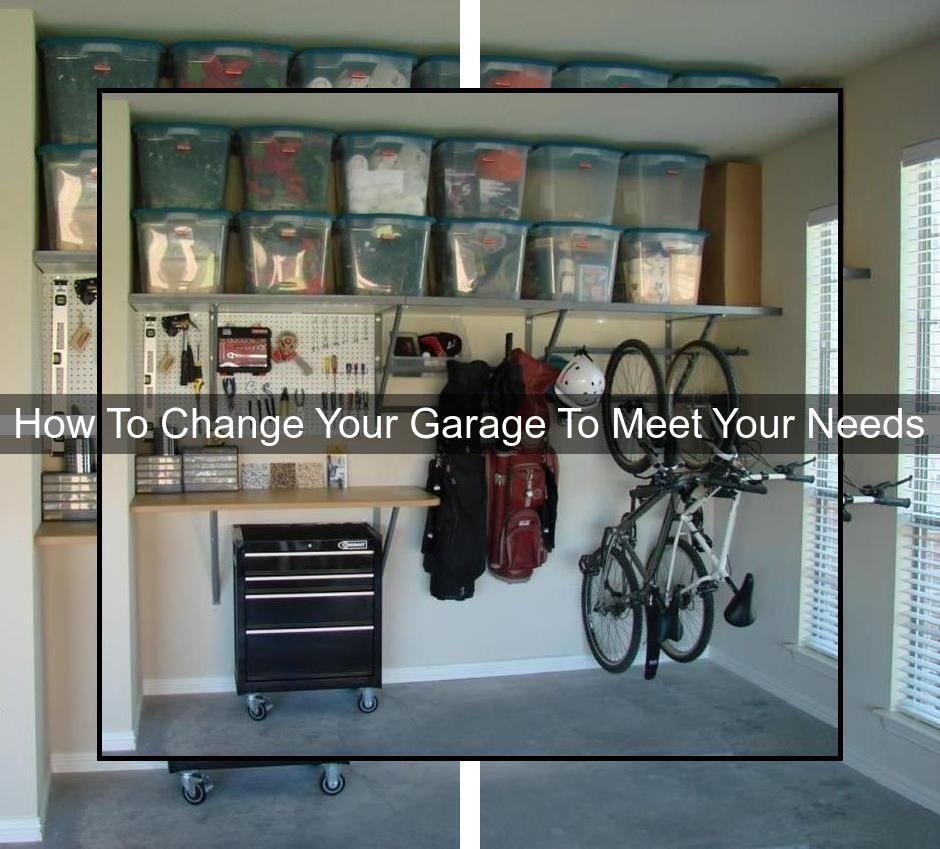 Garage Organization Plans Grey Garage Walls Auto Garage Design Auto Design Garage Grey Organiza In 2020 Garage Design Small Basement Bedroom Finishing