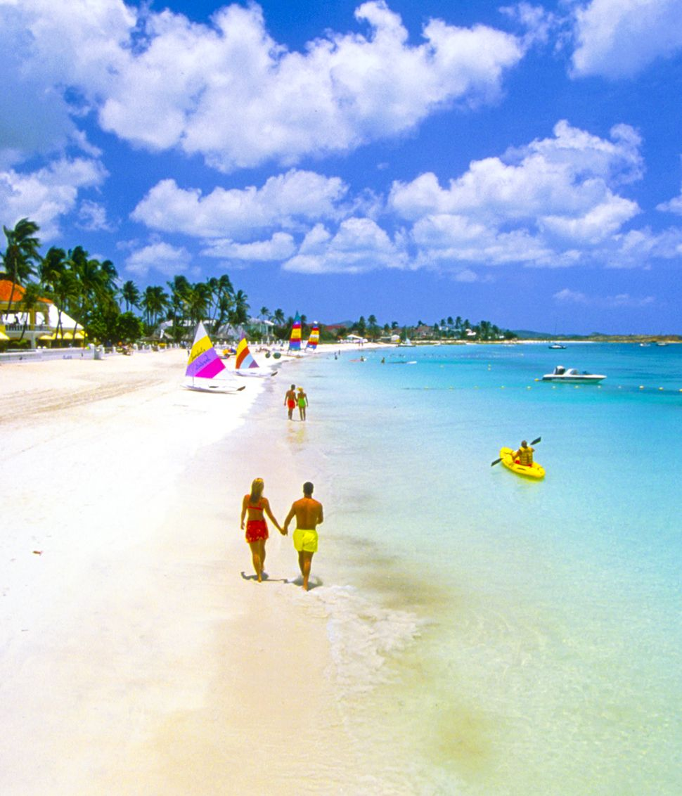 Cheapest Places To Travel Caribbean: Antigua. Bucket List.