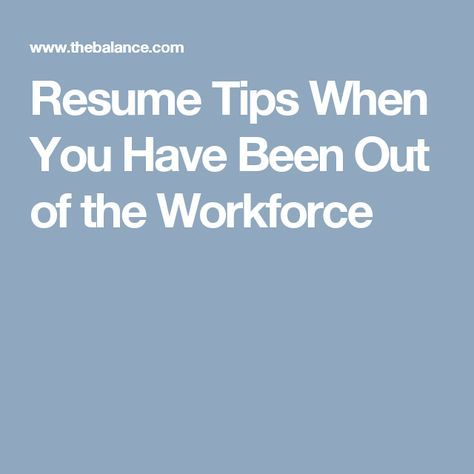 Gaps In Employment How To Explain An Employment Gap On Your Resume