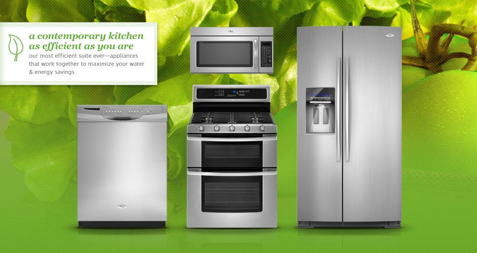 Design A New Kitchen With Appliance Packages From Whirlpool. Our  Refrigeration, Cleaning And Cooking Appliances Make Your Dream Kitchen A  Reality. Part 21