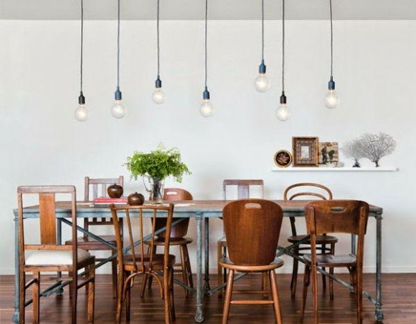 Eetkamer Lamp Design : Pendellampen die aktuelle tendenz in der welt der beleuchtung