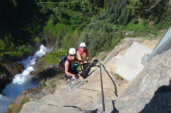 Klettersteig De : Faszination klettersteig ein interview mit ralf stute von via