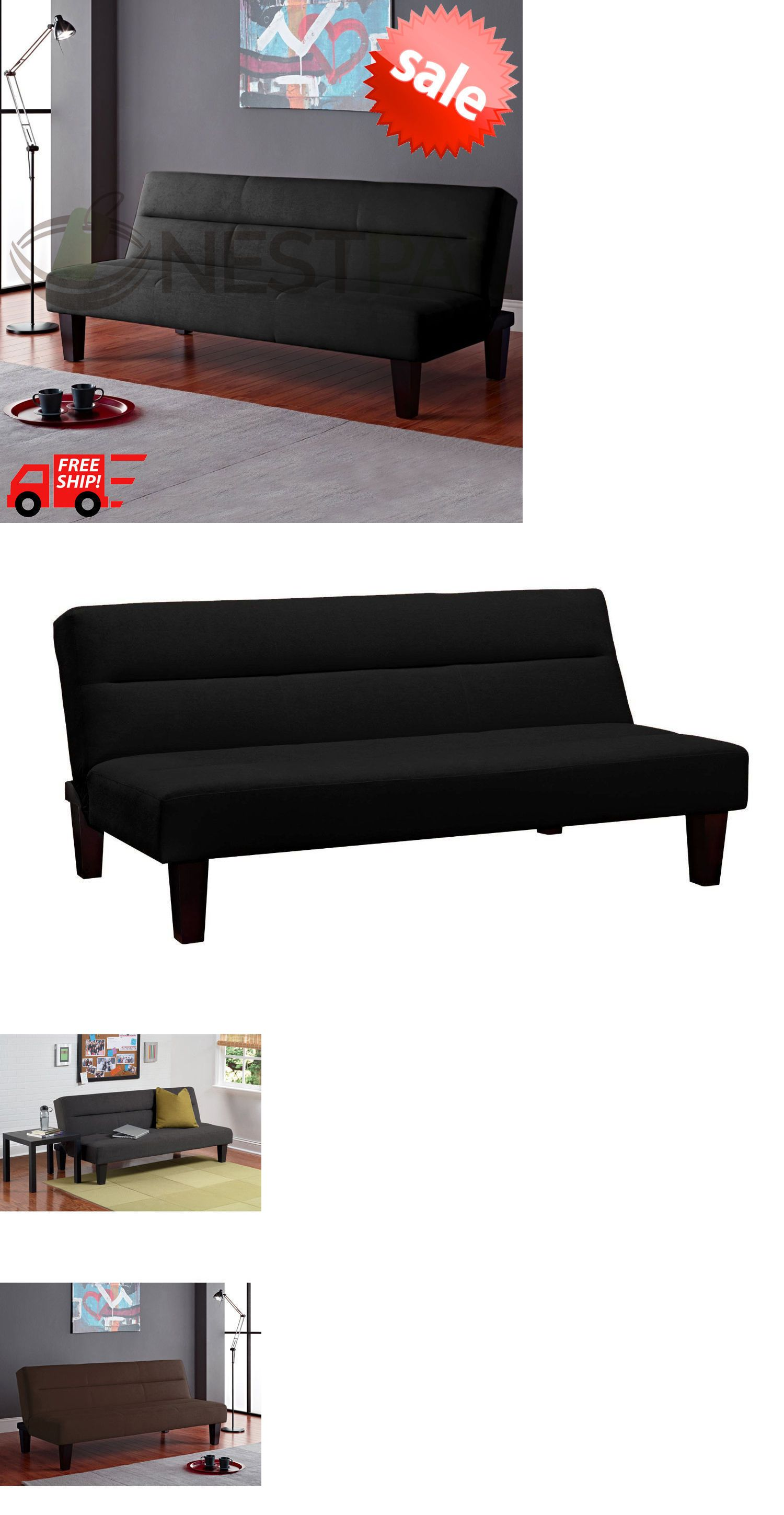 Futons Frames and Covers 131579: Modern Futon Sofa Bed Convertible ...