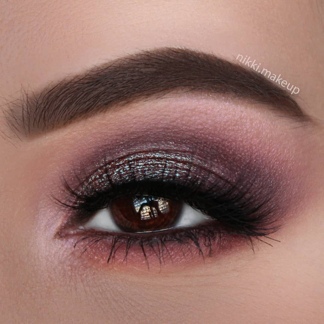 Gorgeous makeup #makeup Makeup Ideas, Sigma Beauty Warm neutrals palette, Makeup Trends, Eye Makeup, Eyeliner, Foundation Makeup #makeupideas