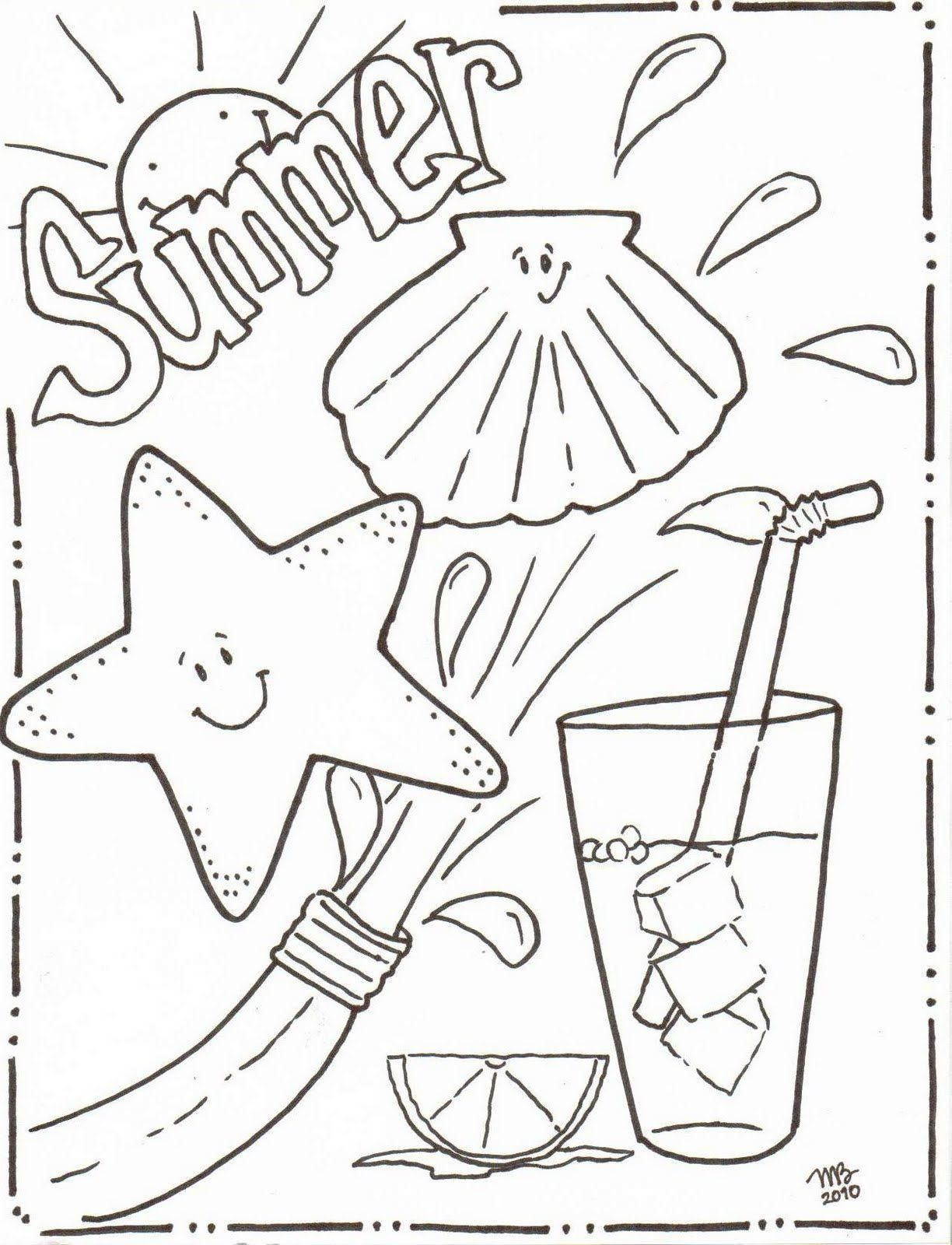 16 Coloring Paper For Kids Cool Coloring Pages Summer Coloring Sheets Summer Coloring Pages