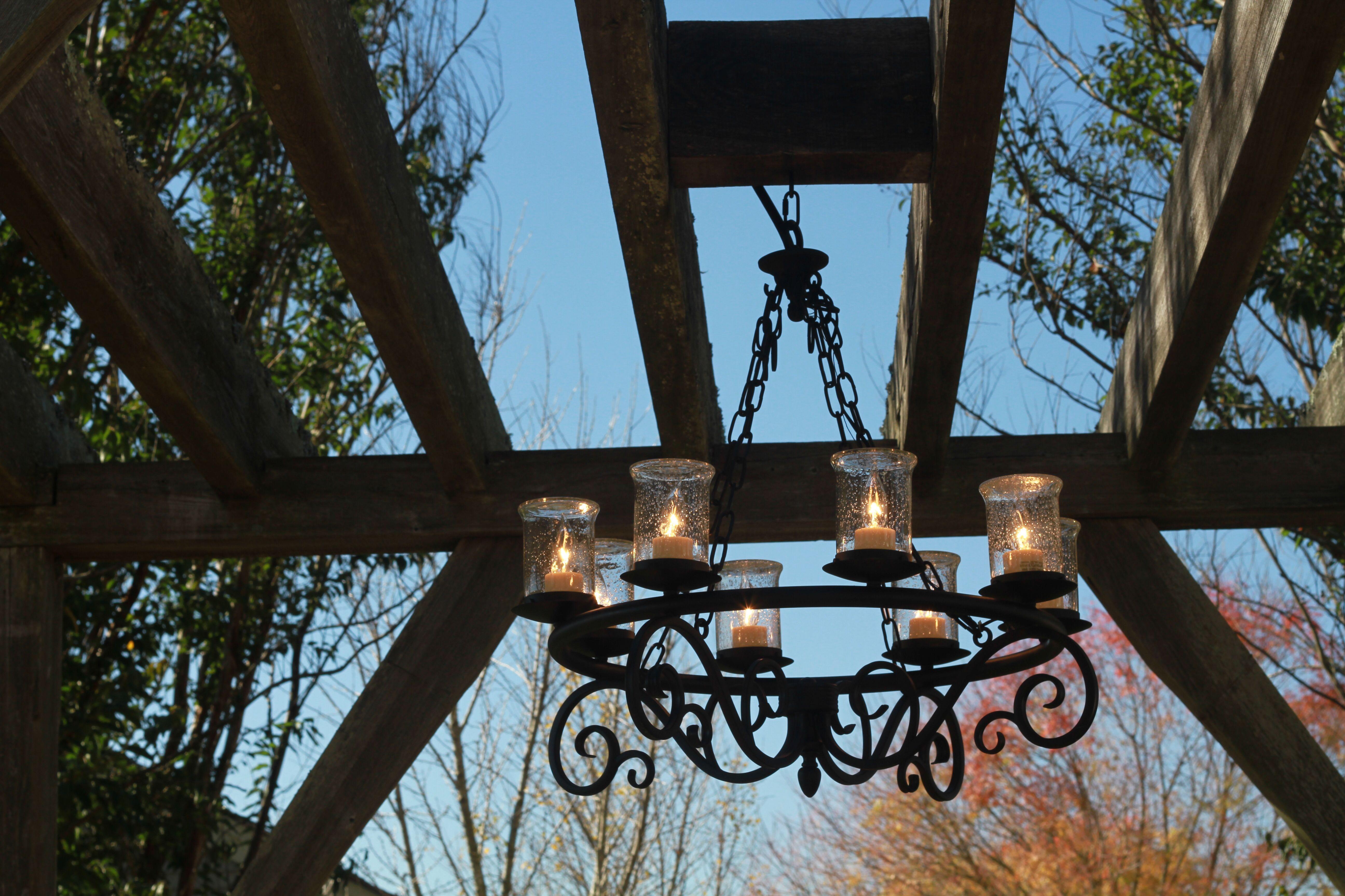 Sunken Garden Ceiling lights, Event venues, Light