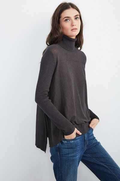 FAE LUX COTTON TURTLENECK SWEATER - Best Sellers - The Latest ...