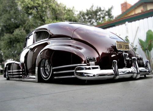 1947 Chevy Fleetline Aerosedan Thanks To Prince Singhania