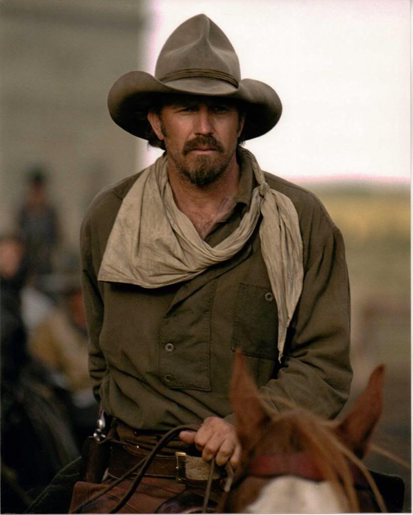 Kevin Costner As Charlie Waite In Open Range