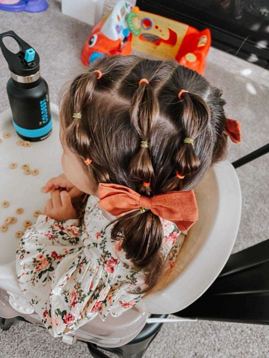 Cute Hairstyle For Girls Baby Girl Hair Cute Toddler Hairstyles Girl Hair Dos