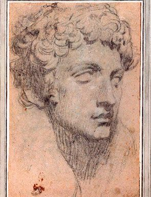 Old Master Drawings Guercino Rubens Tintoretto Lady Lever