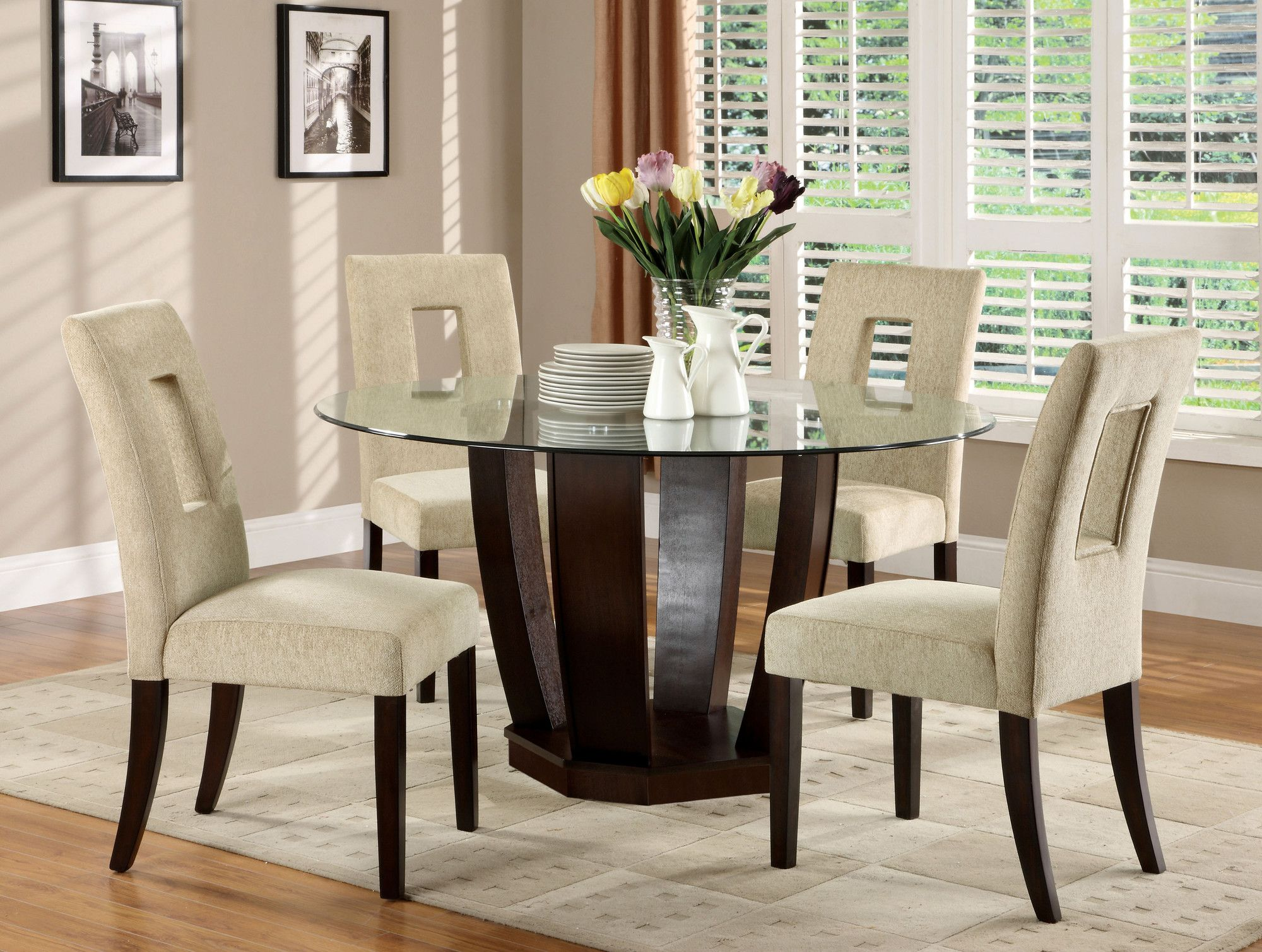 Different ideas for 2017 stunning dining room setting | dining room ...