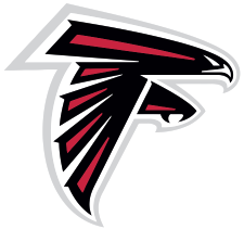 Atlanta Falcons New Logo Graph And Row By Row Written Instructions 01 Yarnloveaffair Com Atlanta Falcons Logo Atlanta Falcons Atlanta Falcons Football
