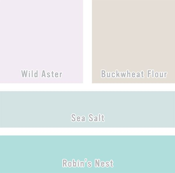 Benjamin Moore Paint Colors Light Pink Tan And Blues With