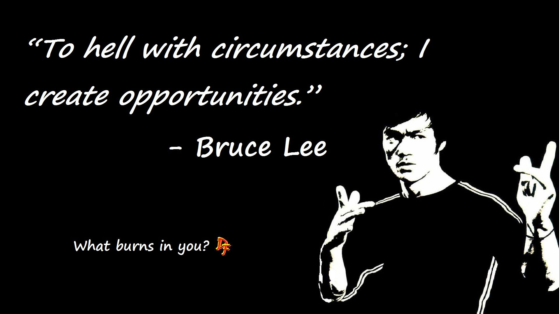 Bruce lee quote check out our cool martial arts inspired