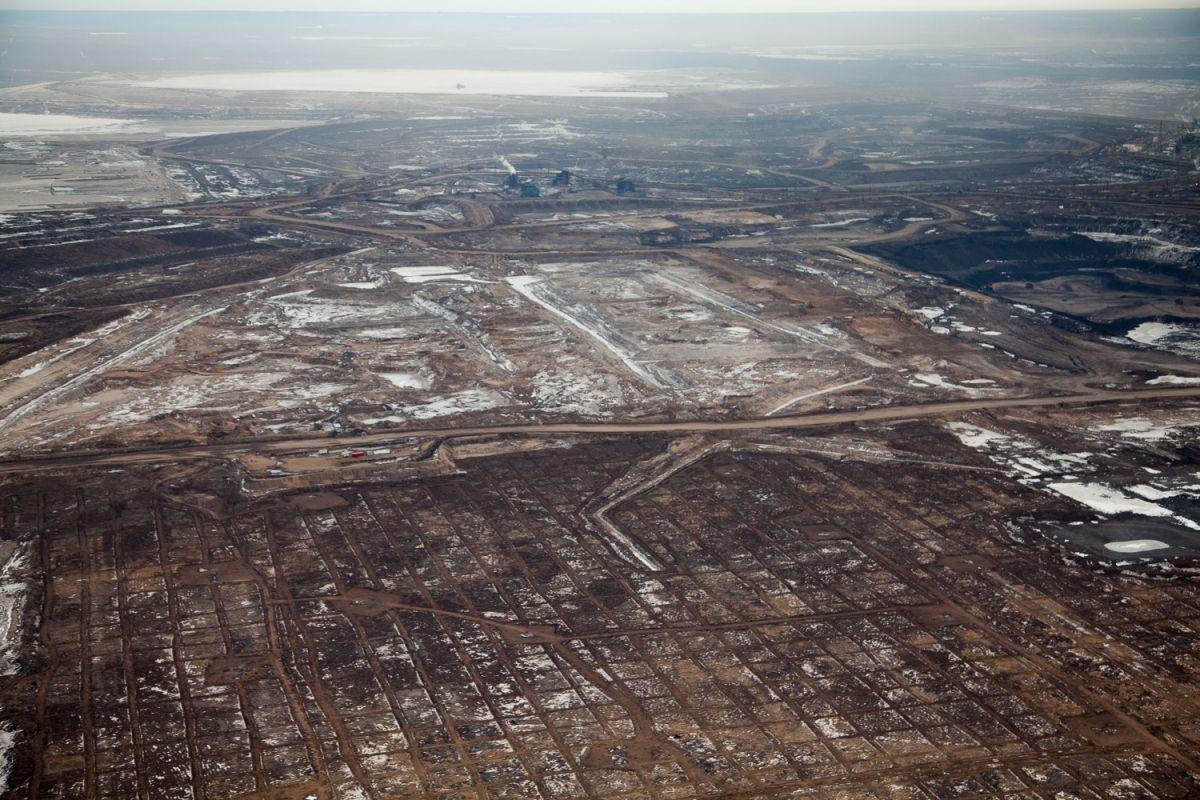 Canadian tar sands Naturaleza