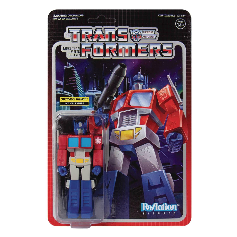 Transformers Optimus Prime Reaction Figure In 2020 Transformers Optimus Prime Neon Genesis Evangelion