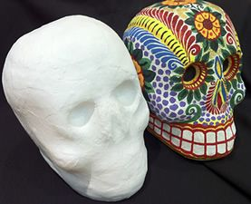 Great place to get day of the dead for Day of the dead craft supplies