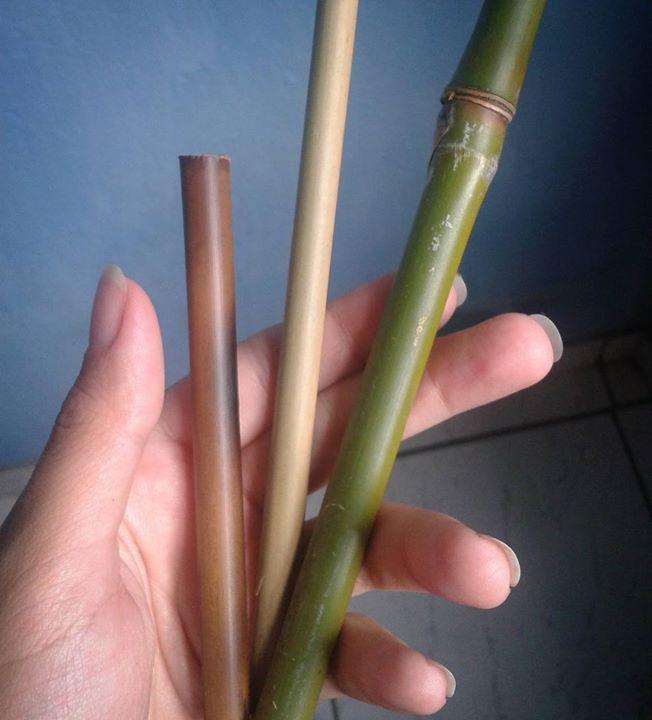 Bambu Tratado Madeira De Qualidade Irmaos Na Imagem Abaixo Voces - Bambu-seco