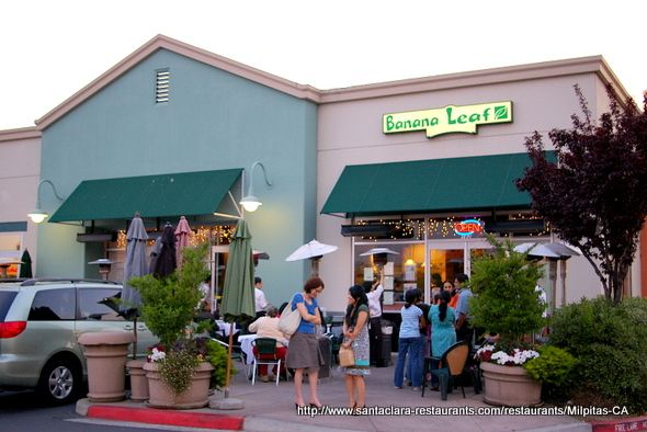 Banana Leaf Milpitas Ca Great Place To Take Your Friends For Some
