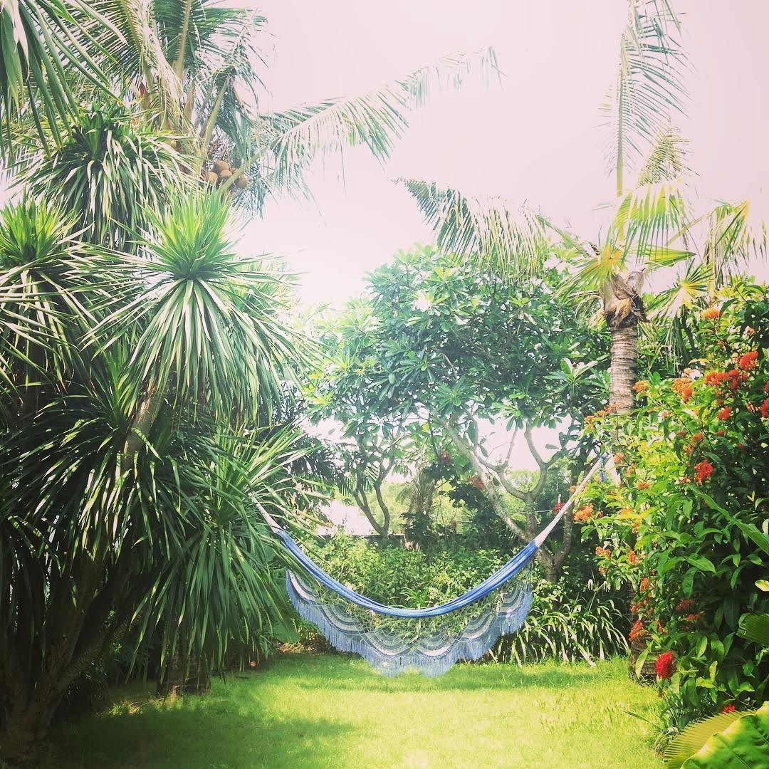 Beverly on instagram mood easily the prettiest hammock