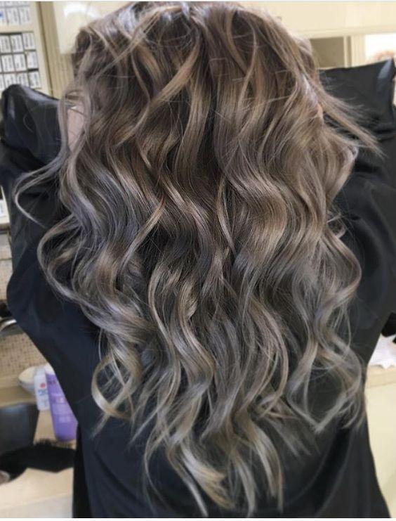 23 Beautiful Ash Brown Hair Color Ideas Hair Pinterest Hair