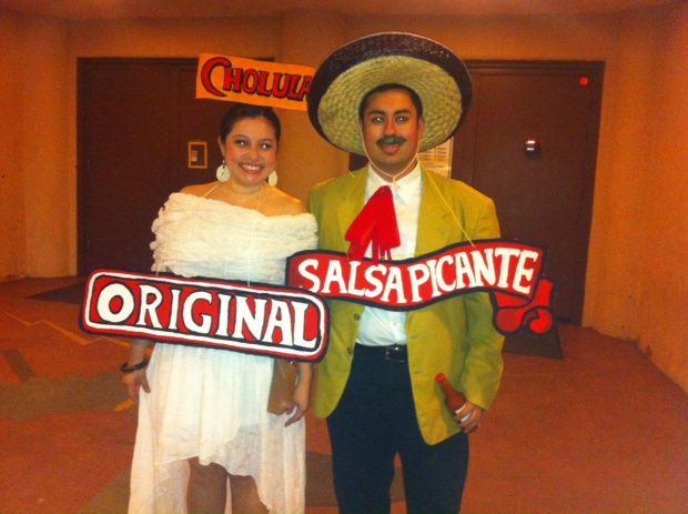 tapatio hot sauce costume google search