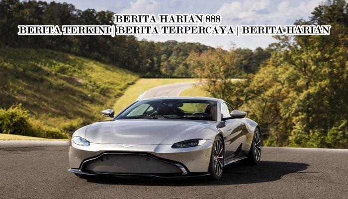 Aston Martin Meluncurkan Vantage Baru