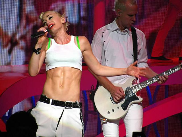 Gwen Stefani WOW MOTIVATION!