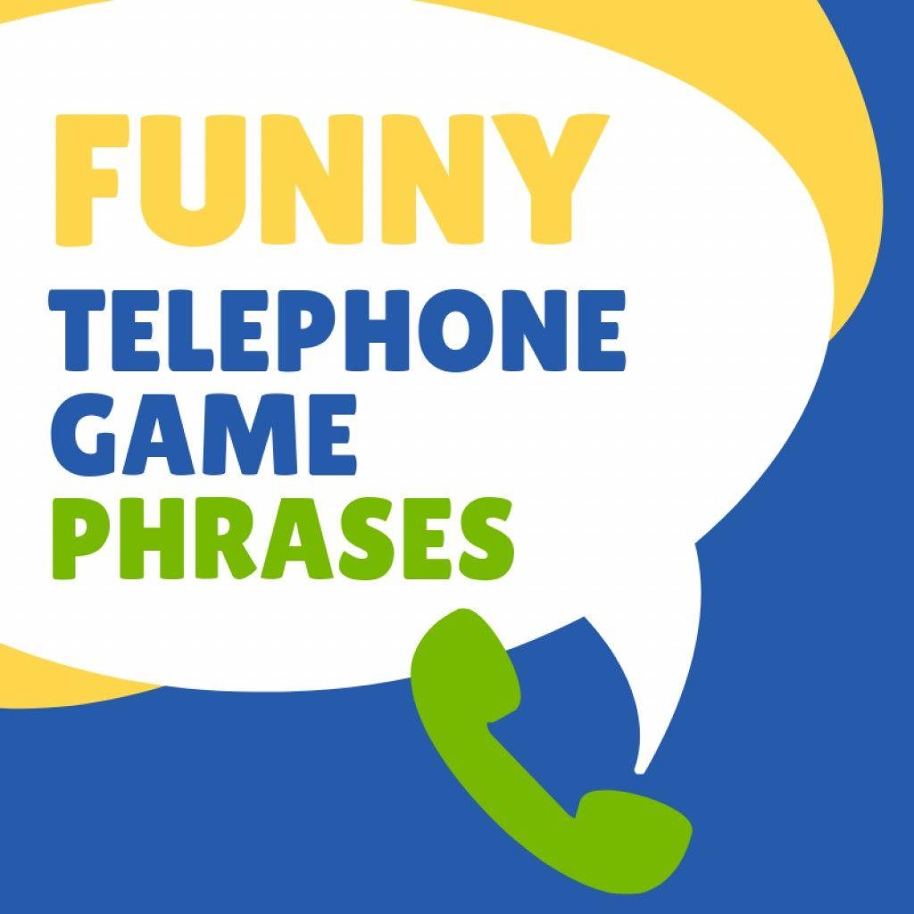 listening skills telephone game
