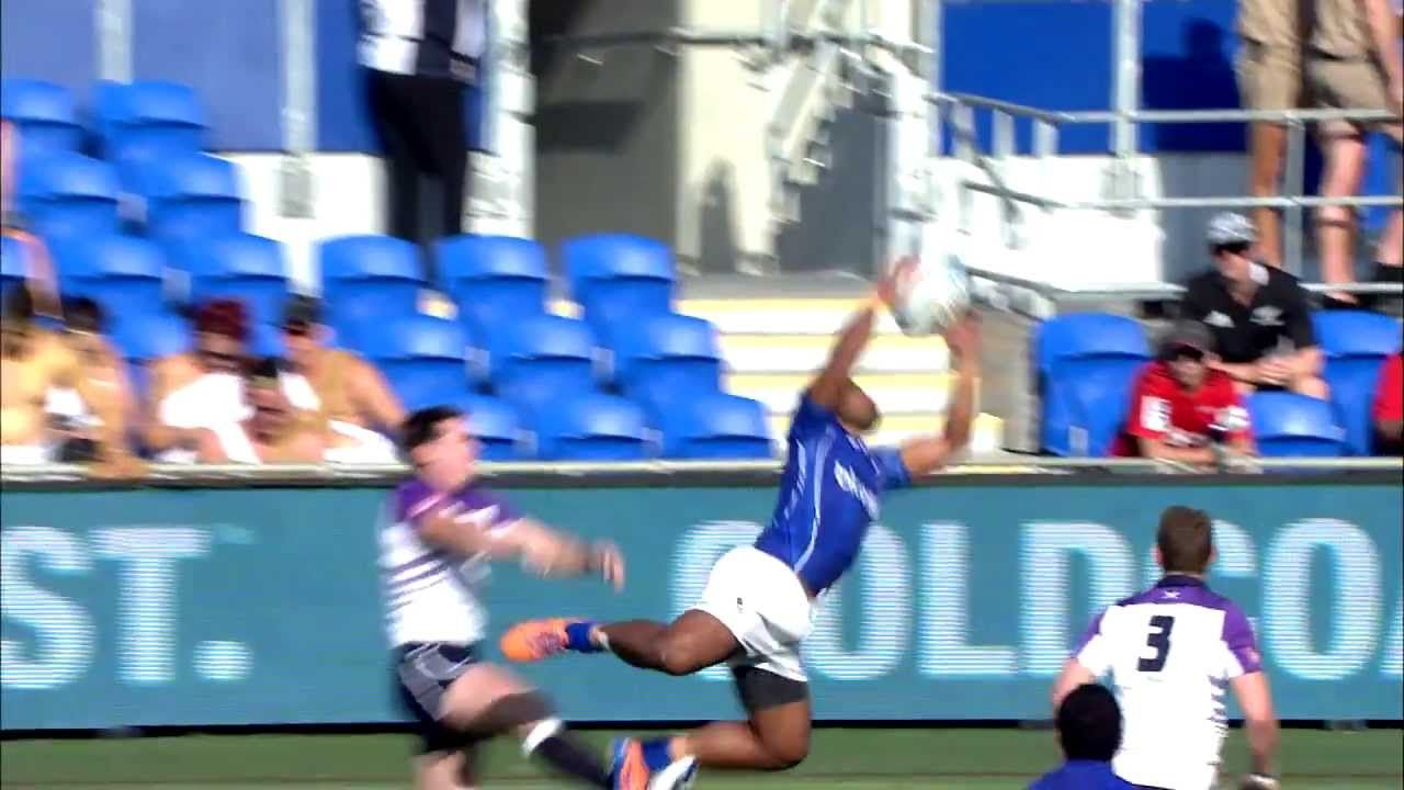 Getting In The Mood For The Weekend Here Are The Best Tries From Last Years Gold Coast Sevens Number 4 Is Rugby Vs Football Different Sports Get In The Mood