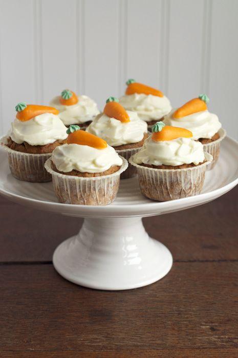 carrot cake cupcakes nigella