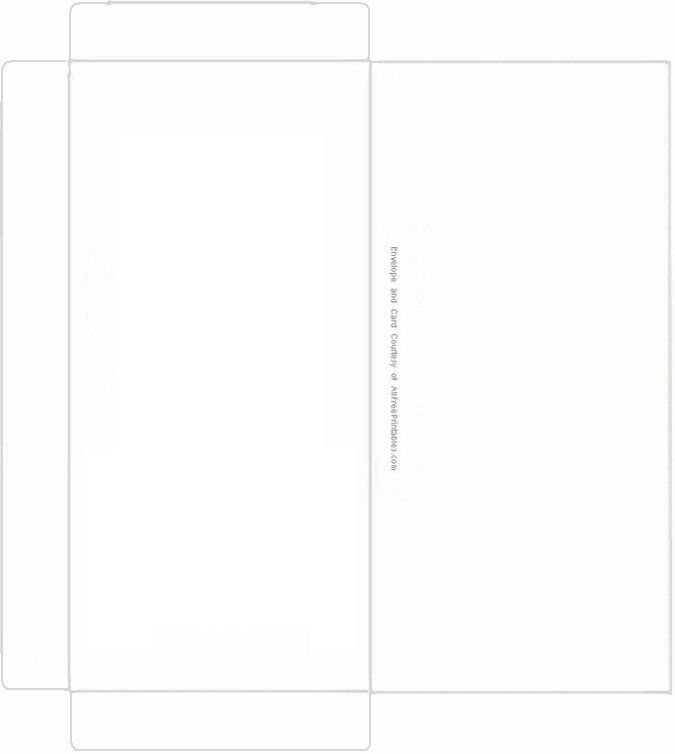 Money Candy Bar Envelope  Templates    Envelopes