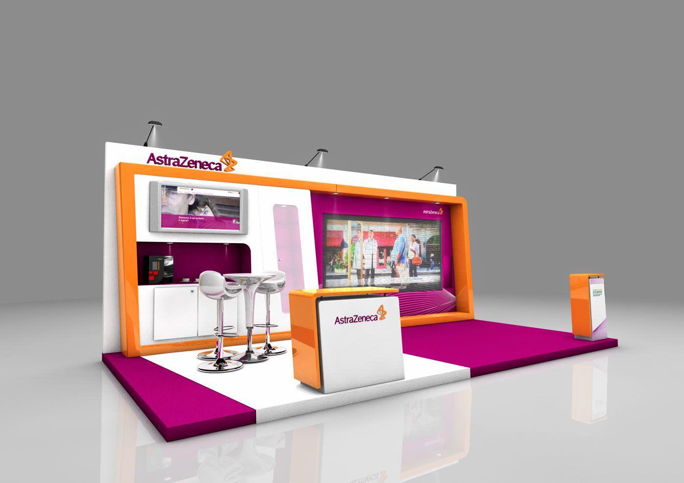 Exhibition Booth Design For Astrazeneca Exhibition Booth Booth Design Exhibition Stand Design