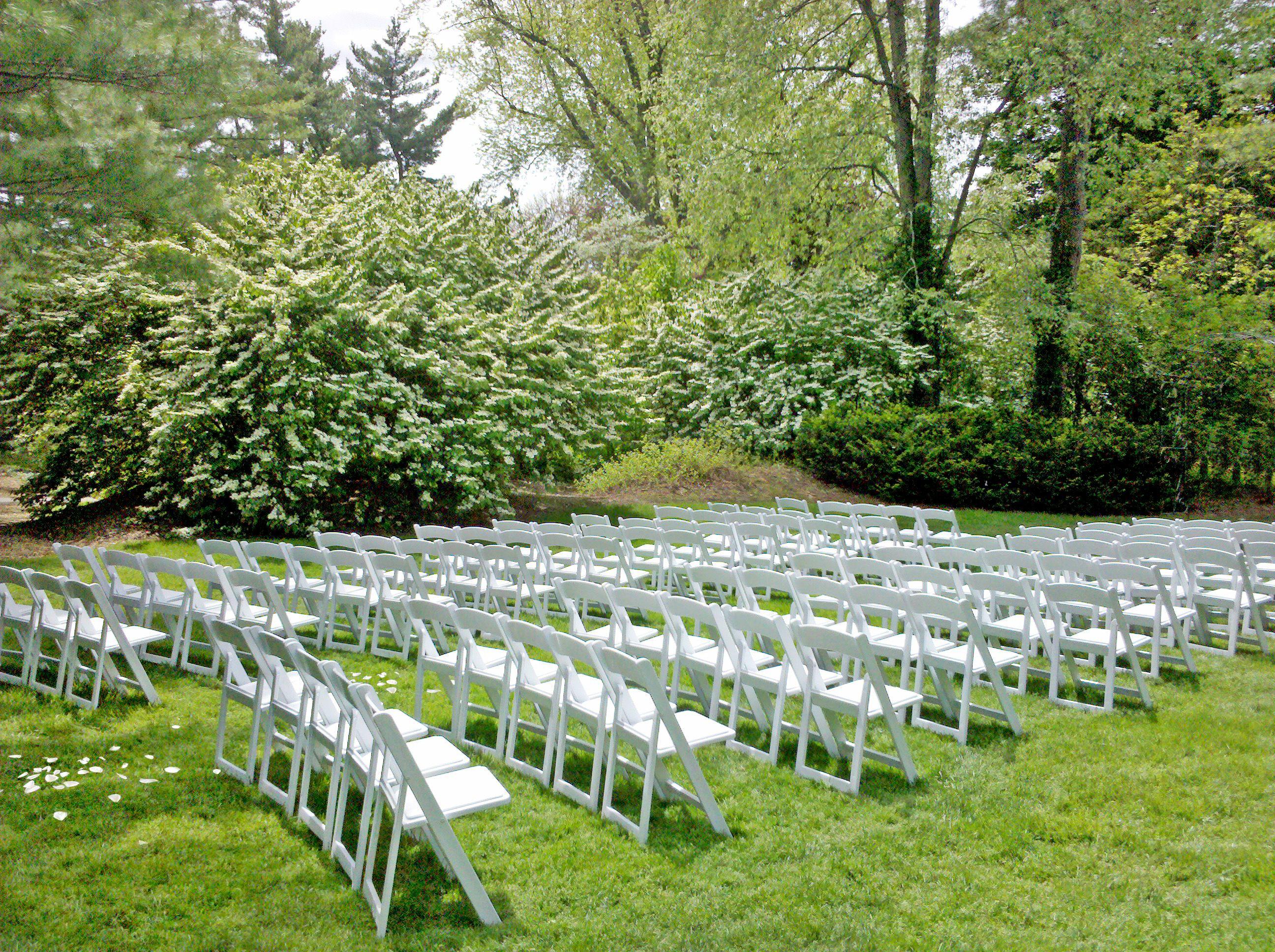 Pineside Wedding Dow Gardens Midland Mi