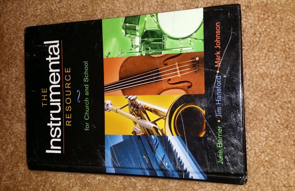 Instrumental Resource Church And School By Genevox Music Staff Hardcover Hardcover Resources School