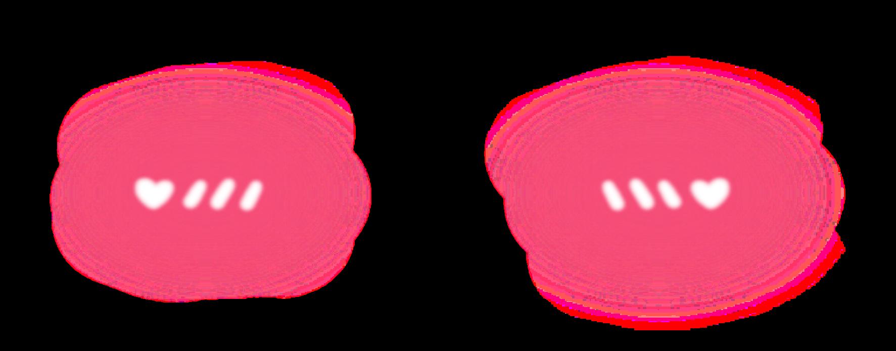 Freetoedit Pink Mochi Blush Sonrojo Rosa Kawaii Cute Heart Remixed From Haosuwu Blushing Anime Drawing Anime Clothes Overlays Picsart