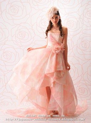 Japanese Wedding Dresses Beyond the Kimono | Wedding and princess ...