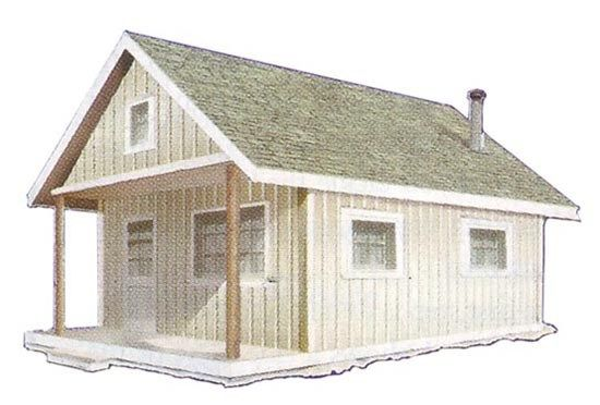 Building A Cozy Cabin Under 4 000 Small Cabin Plans Log Cabin Plans Building A Cabin