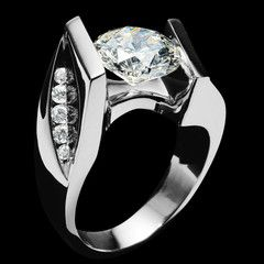 Another Gorgeous John Atencio Ring My Style Engagement Rings