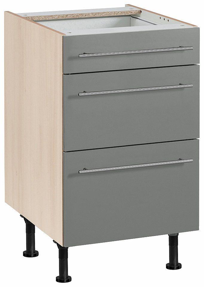 Optifit Unterschrank »Bern«, Breite 50 cm Jetzt bestellen unter - badezimmermöbel aus holz