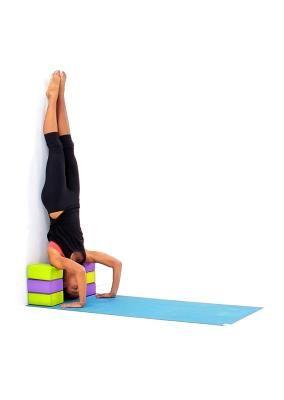 supported headstand pose  posture sur la tête supportée