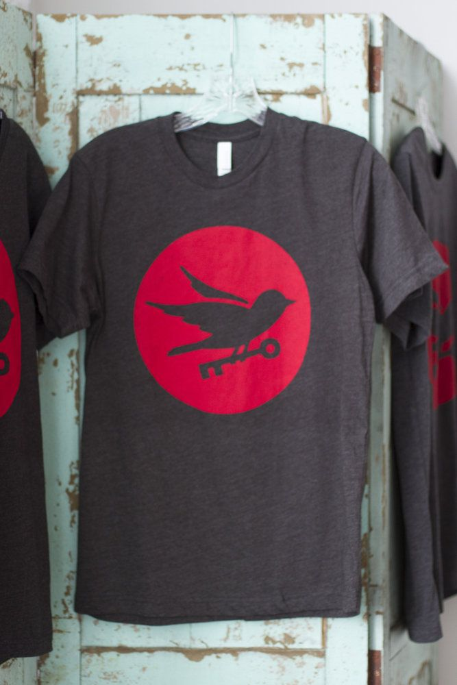 Organic, environmentally friendly and ethically traded t-shirts with our new logo.
