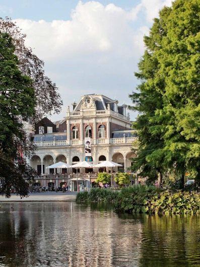 Vondelpark - AMSTERDAM   HOLANDA - PAISES BAJOS -EUROPA ...