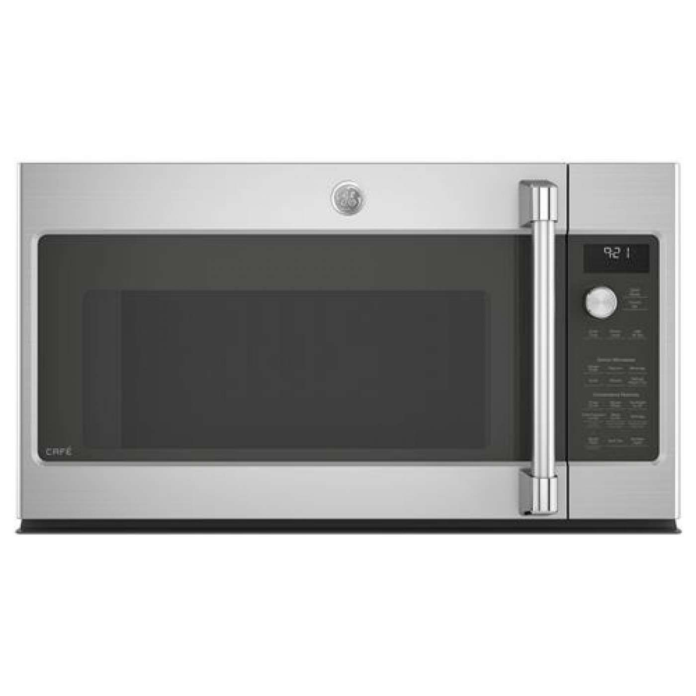 Ft Stainless Steel Over The Range Microwave 400 Cfm Reviews Goedekers