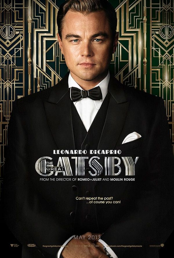 The Great Gatsby Character Posters The Great Gatsby Movie Gatsby Movie Leonardo Dicaprio